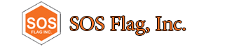 Buy Emergency Flags With Trademarked SOS Symbol