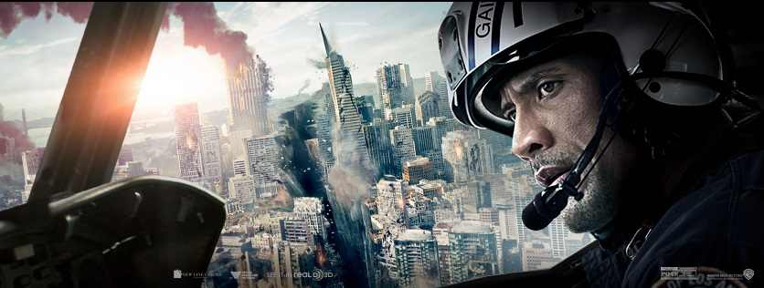 Earthquake Alliance and San Andreas, The Movie